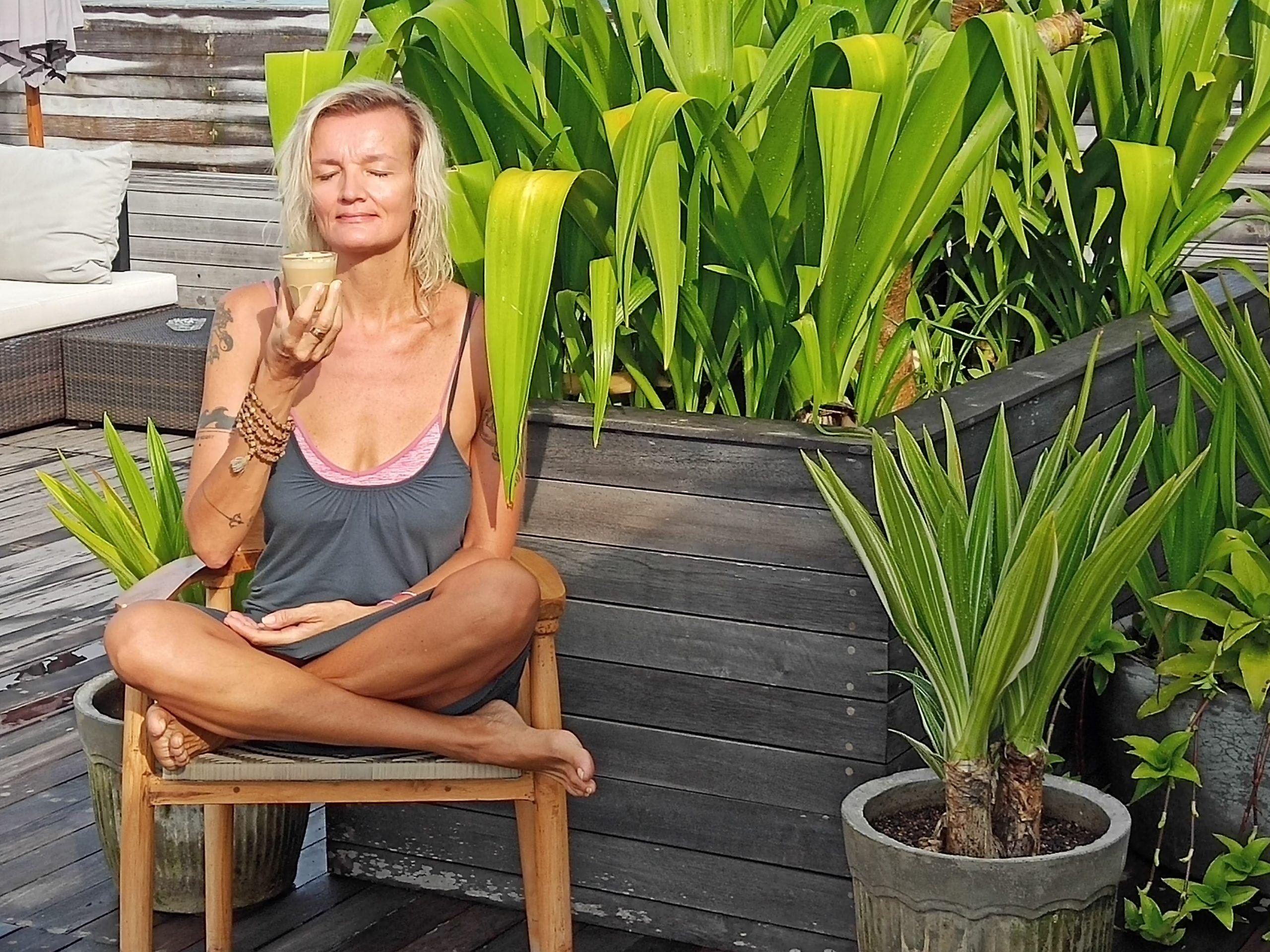 Three cups of tea – yoga teacher training